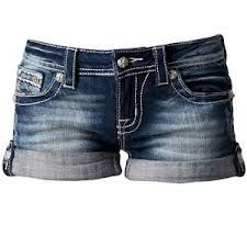Miss Me shorts, want them!