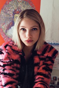 Tavi Gevinson photographed by Angelo Pennetta for the October 2014 issue