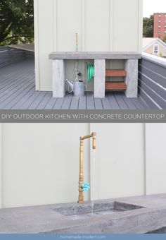 This DIY Outdoor Kit