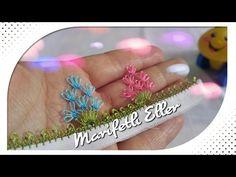 İğne Oyası Pır Pır Çilek Modeli Yapılışı | 62. Model - YouTube Flower Petals, Flowers, Lace Art, Needle Lace, Diy And Crafts, Engagement Rings, Beads, Crochet, Youtube