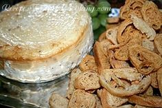 blue cheese cheesecake recipe from http://recipesfoodandcooking.com ...