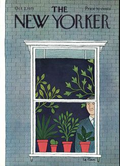 Pierre Le-Tan | The New Yorker Covers - New Yorker Cover Quiz