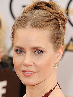 Amy Adams Lorraine Schwartz diamond drop earrings People