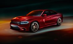 """2015 Dodge Charger SRT Hellcat Dodge's super Charger has come for your soul.SRT is Mopar-speak for """"Give it a really big engine,"""" and the Charger SRT and SRT. 2015 Dodge Charger, Dodge Charger Hellcat, Dodge Charger Srt, Dodge Srt, Dodge Challenger, Fancy Cars, Cool Cars, American Dream Cars, Detroit Motors"""