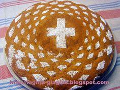 Greek Sweets, Greek Desserts, Greek Recipes, Greek Cake, Greek Cooking, Fast Easy Meals, Family Traditions, Food Presentation, Food Art