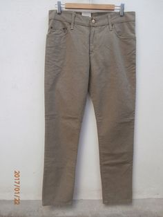 Carhartt Ziggy Pant 32 x 32 Men's Buck/Terra Pants 100% Cotton Louisville