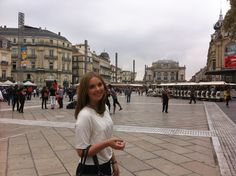 #montpellier #placedelacomedie #france