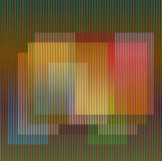 modern op art at art basel - Google Search
