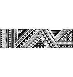Tribal art tattoo design for sleeve area vector Tribal Feather Tattoos, Tribal Forearm Tattoos, Tribal Armband Tattoo, Tribal Shoulder Tattoos, Armband Tattoo Design, Tribal Tattoos For Men, Eagle Tattoos, Leg Tattoos, Polynesian Tattoos Women