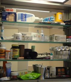 Dermatologist Kavita Mariwalla, MD, took Prevention magazine on a tour Inside Her Medicine Cabinet.