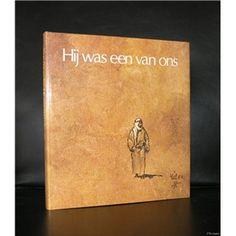 Rien Poortvliet # HIJ WAS EEN VAN ONS # 1974,mint-