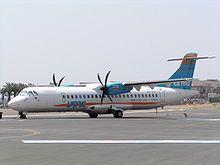 ATR 72-500 de Arkia.