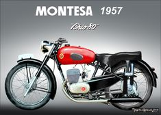MontesaModelos Vespa Lambretta, Cycling Bikes, Scooters, Cars And Motorcycles, Motorbikes, Nostalgia, Profile, Street, Vehicles