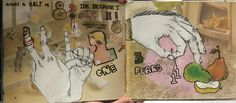 Altered Book #9 - NUMBERS - NGHS Room 406 - Debi West's WOW Students!