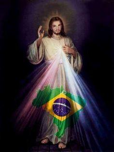 Senhor, abençoe o Brasil!! Paz, Amor, Luz!!!