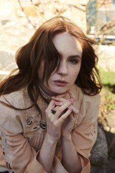 Karen Gillan Is Balancing Life as Both a Marvel Avenger and Hollywood's Newest Triple Threat Karen Gillan, Karen Sheila Gillan, Infinity War, Danielle Victoria, Avengers, Doctor Who Companions, Science Fiction Series, Bionic Woman, V Bts Wallpaper