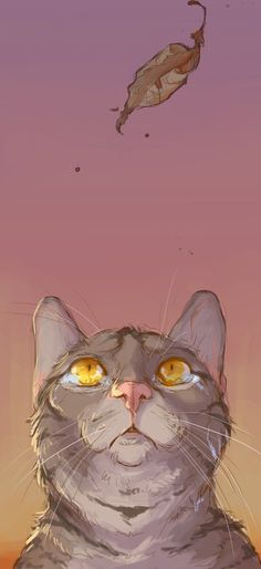 """""""Had the idea floating around in my head, and was in the mood to get it out. Not sure where this would be from, but Leafpool's gone through so much sorrow and pain it could be from a lot of places. ..."""""""