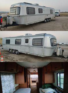 rare 1982 Fleetwood Avion camper