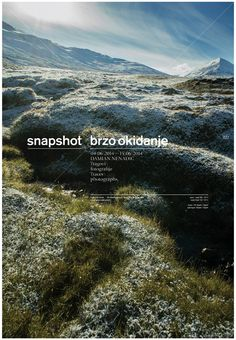 Snapshot 2012-2014 by Sensus Design Factory Zagreb, via Behance