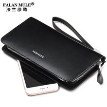 FALAN MULE Business Men Wallets Long Zipper Male Wallet Genuine Leather Wallet Men Purses Wallet Male Clutch Handy Bag Clutch     Tag a friend who would love this!     FREE Shipping Worldwide     Buy one here---> http://fatekey.com/falan-mule-business-men-wallets-long-zipper-male-wallet-genuine-leather-wallet-men-purses-wallet-male-clutch-handy-bag-clutch/    #handbags #bags #wallet #designerbag #clutches #tote #bag