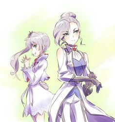 Weiss and Winter