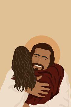 Jesus Hug | Catholic Christian Gift