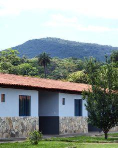 Todo o ar bucólico da fazenda! Descansar em meio as montanhas de Minas é #tudodebom !