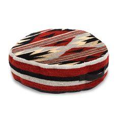 Coussin de sol navajo - Place à la douceur ! - 59,95 €