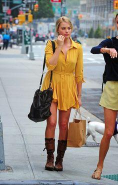 The talented Margot Robbie