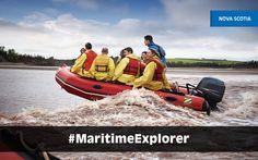 Nova Scotia is full of adventure including Tidal Bore Rafting Atlantic Canada, Roller Coaster Ride, New Brunswick, Nova Scotia, Natural Wonders, Rafting, Kayaking, Seaside, The Good Place