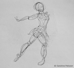 5 techniques to make your Life Drawing class fun! on ARTiful painting demos by Sandrine Pelissier