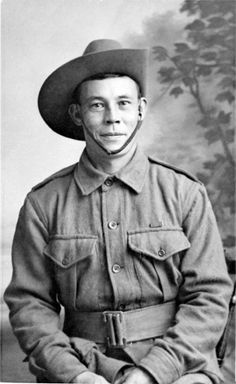 Billy Sing, son of a Chinese father and an English mother, William is best known as a sniper during the Gallipoli Campaign. He took at least 150 (confirmed kills) during that campaign, and may have had over 200 kills in total. When combined with his kills on the Western front his tally stands close to 300 kills.  Unfortunately after the war William was never the same, he lived the remainder of his life drifting between droving and mining displaying symptoms of what we now understand to be PTSD.