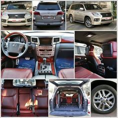 The 2015 Lexus LX 570s is a traditional body-on-frame SUV, intended more for the trail or heavy hauling tasks. #Lexus #LX #570s #2015MY #SUV #GoldExterior #TanInterior #CanadianSpecs #Warranty