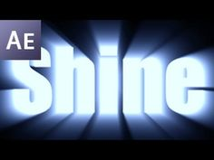 In this tutorial, you will learn how to create a shine through text effect in After Effects. Be sure to SUBSCRIBE because there will be a new tutorial every ...