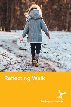 Noticing Walk and Reflection - Health Powered Kids Three Year Olds, Healthy Choices, Winter Jackets, Walking, Kids, Winter Coats, Young Children, Boys, Winter Vest Outfits