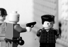 Classic Lego Photo