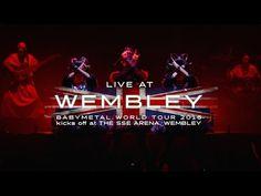 人気ニュース : BABYMETAL -  LIVE AT WEMBLEY Trailer