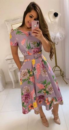 Swans Style is the top online fashion store for women. Shop sexy club dresses, jeans, shoes, bodysuits, skirts and more. Modest Dresses, Trendy Dresses, Modest Outfits, Skirt Outfits, Modest Fashion, Cute Dresses, Casual Dresses, Short Dresses, Fashion Dresses