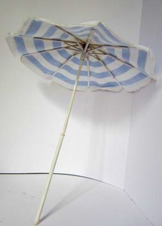 how to: outdoor umbrella