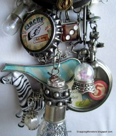 tim holtz glossy accents jewelry | ... Stamp supplies that did double-duty for me even in the jewelry world