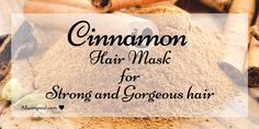 Cinnamon hair mask cures hair problems like dandruff, gives natural colour to hair, stops hair fall etc. These hair masks nourish the scalp and hair roots.