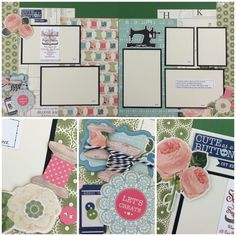 Carta Bella Sew Lovely