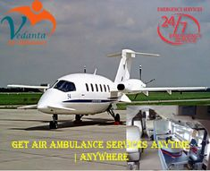 Take advantage of low cost private charter air ambulance service by Vedanta Air Ambulance. Available at the lowest price in Bangalore and Kolkata. With the help of Vedanta Air Ambulance, you can easily transfer your patients across the country. Web@ https://goo.gl/BzZcjm Now@ https://goo.gl/hjnd8Y