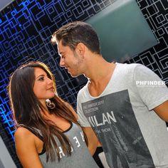 Innamorarsi con uno sguardo …  Occhi innamorati …... - Photoshop & Lightroom