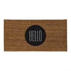 http://www.hollys-house.com/collections/new-in/products/hello-doormat