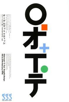 1998 Poster. Odermatt + Tess Graphic Design. Designer: Rosemarie Tissi, Zürich