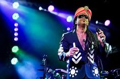 Carlinhos Brown. Photo copyright Christie Goodwin, all rights reserved
