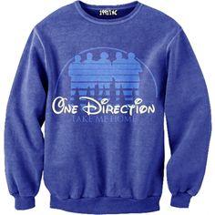One Direction Sweater    #onedirection #disney #parody