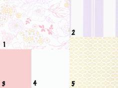 Custom Crib Bedding  2 piece Set Pink and by DandelionBabyblanket, $409.00