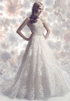 CB Couture B098 Wedding Dress - The Knot